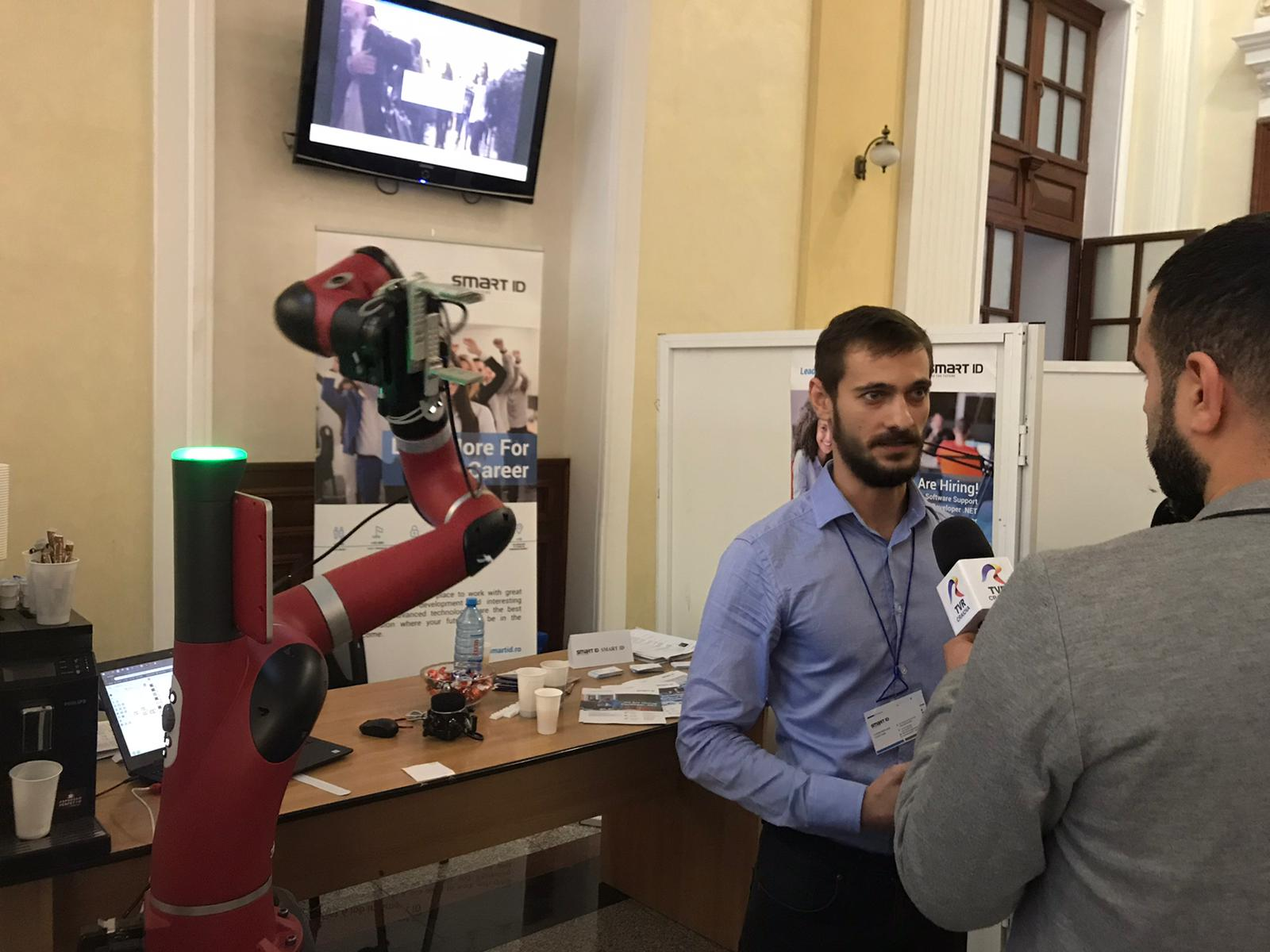 Smart ID career day in Craiova 2019