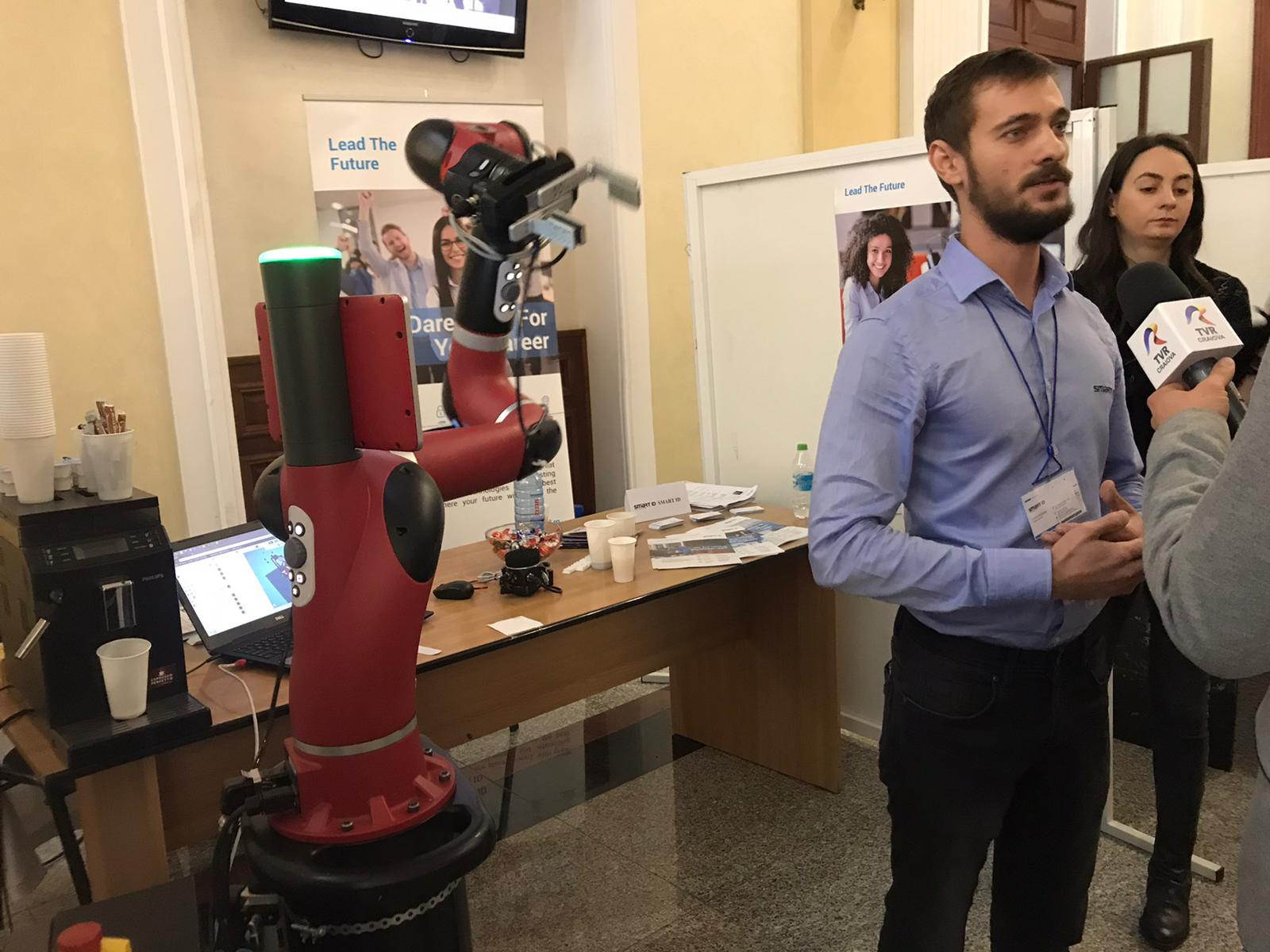 SmartID Career Day Craiova