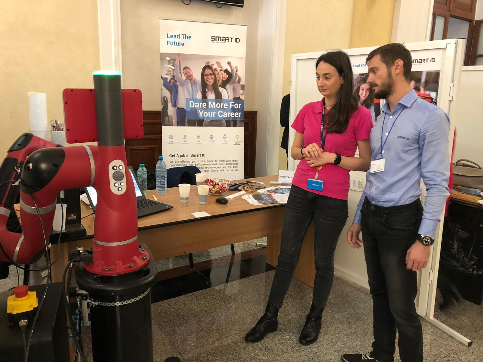 SmartID Career Day in Cariova 2019