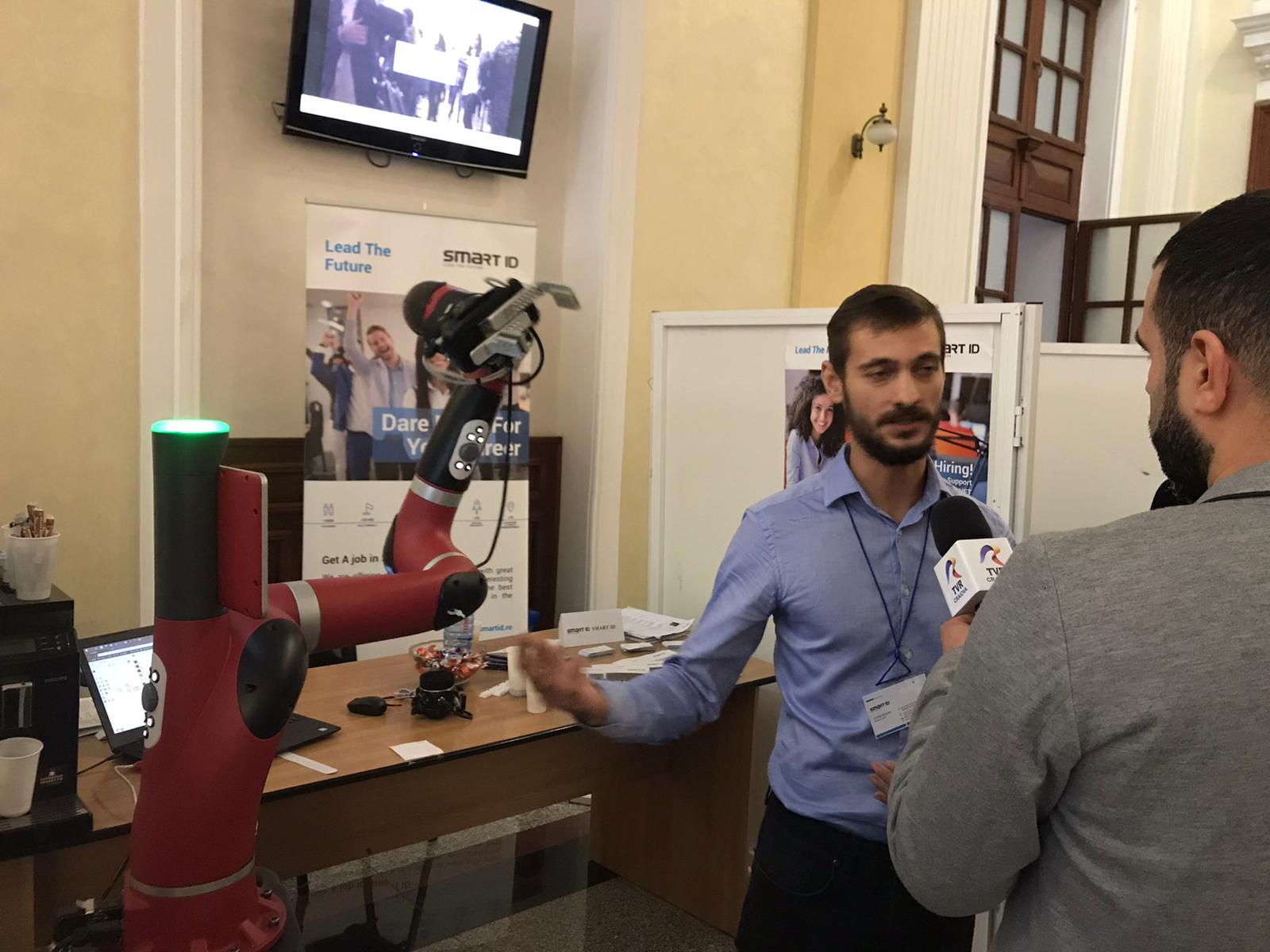 SmartID Career Days In Craiova