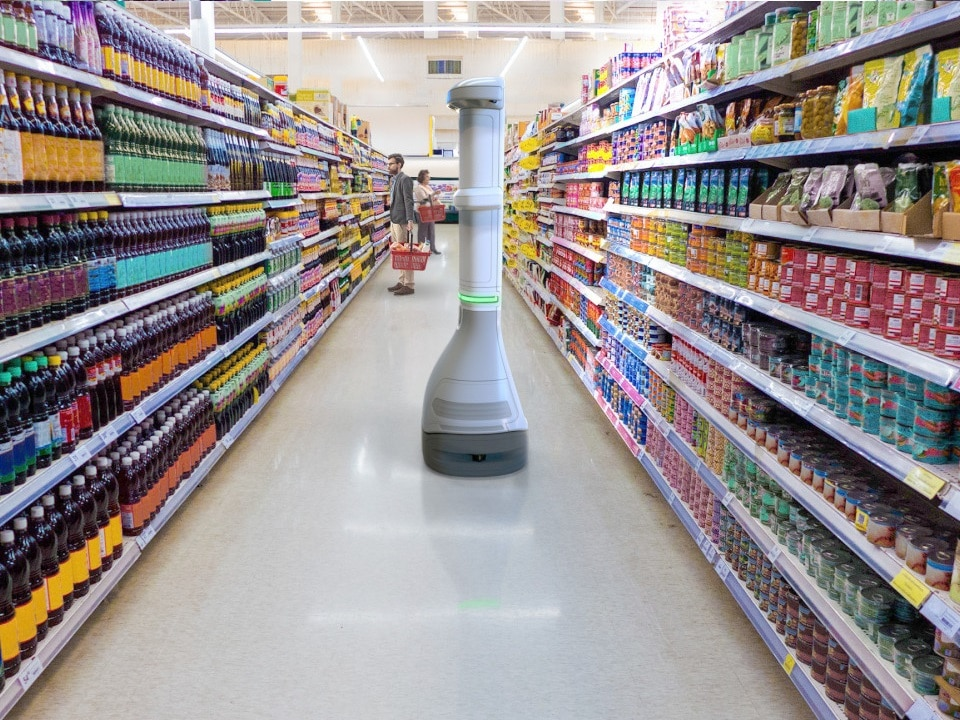 Zebra SmartSight - Retail Robot