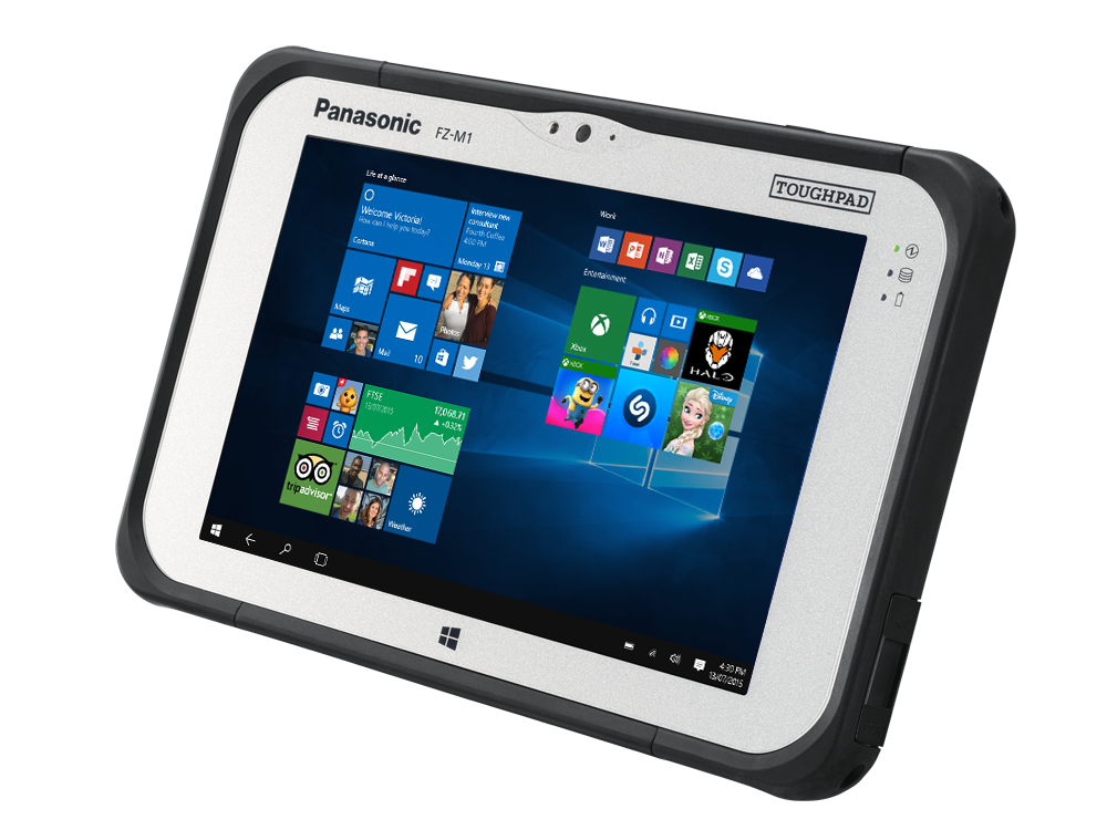 Panasonic - Tableta robustă Toughpad M1