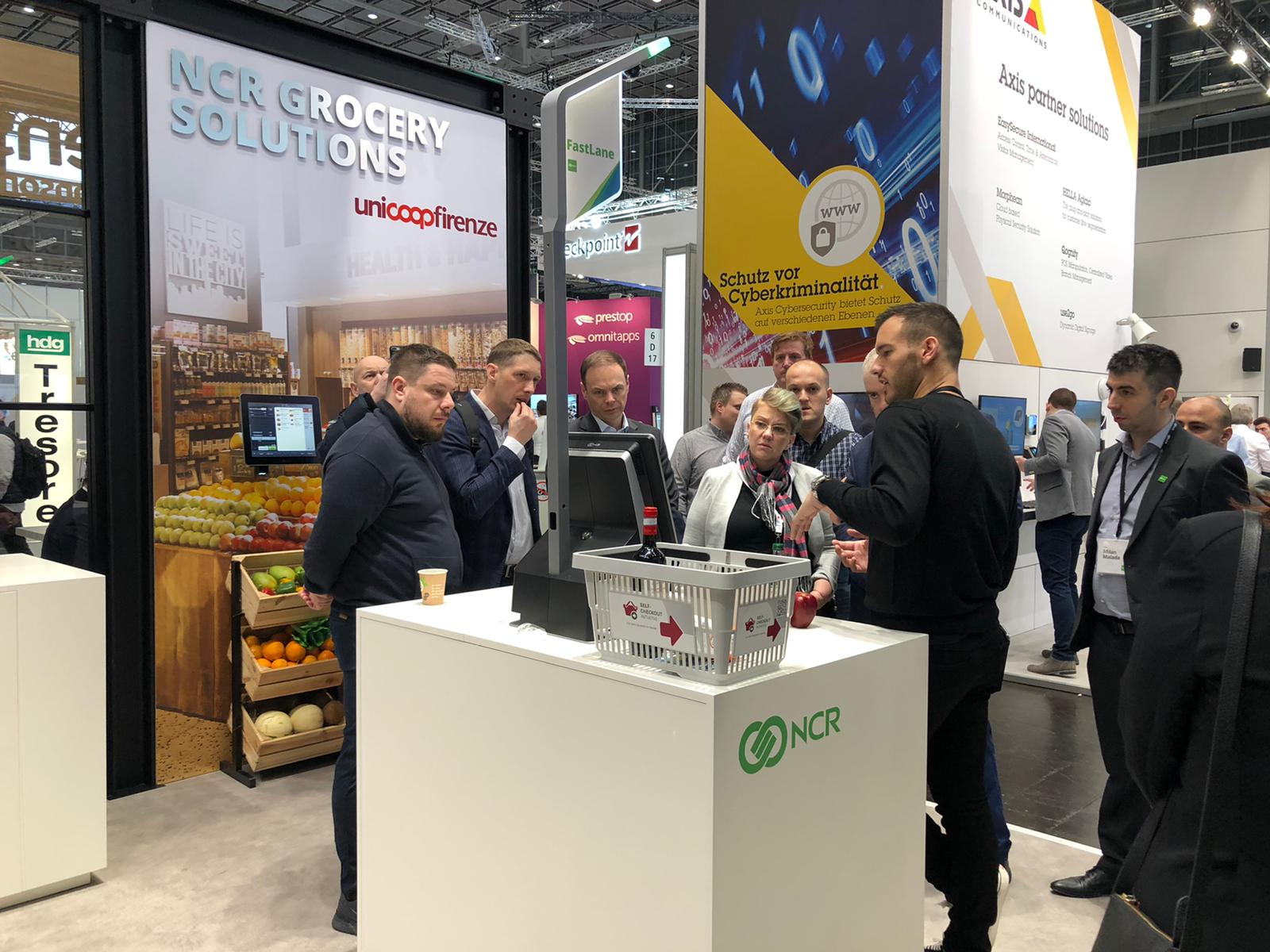 NCR Grocery Solutions - EuroShop 2020